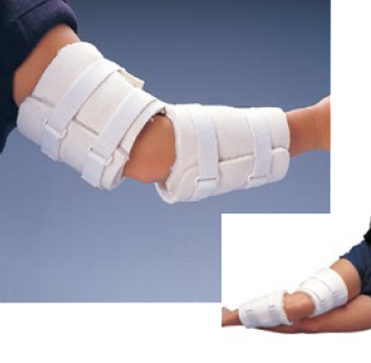 Rolyan progressive elbow/knee splint