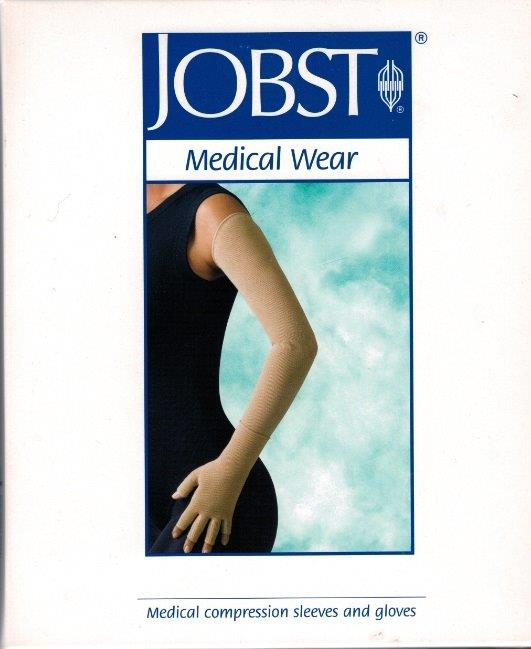 Jobst Elvarex AC/1 Glove with Fingers Medical Compression  30-40 mmHg  COLOUR BEIGE  ON SALE WHILE STOCK LASTS