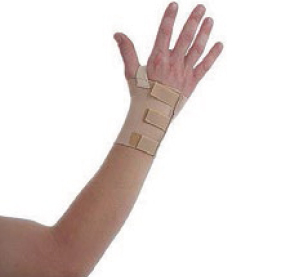 Body Assist 250 deluxe wrist support