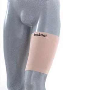 BodyAssist 490 elastic slip-on thigh support