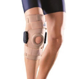 Oppo 1036 knee support multi orthosis