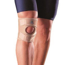 Oppo 1124 knee support short