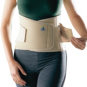 Oppo 2264 Lumbar Sacral Support