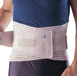 Oppo 2265 Lumbar Sacral Support - Tapered