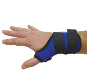 Rehband thumboform splint