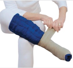Solaris Caresia Below Knee Lymphoedema Compression Bandage Liner