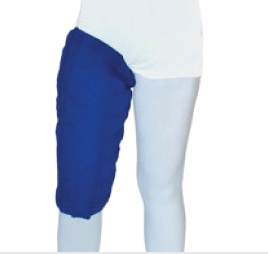 Solaris Caresia Thigh Lymphoedema Compression Bandage Liner