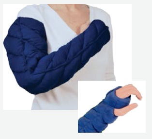 Solaris Caresia Arm (MCPs to Axilla) Lymphoedema Compression Bandage Liner
