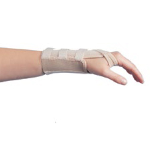 Rolyan wrist support