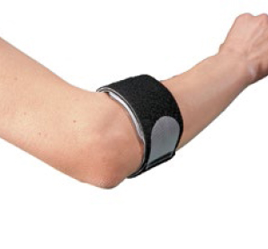 Rolyan Takeoff forearm band