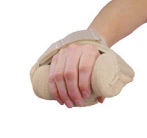 Rolyan Carve-It hand positioning splint
