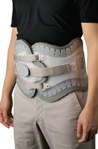 Replacement Pads for Aspen LSO - Lumbar-Sacral Bracing System