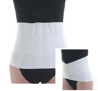 Barrere 353 Lumbar Sacral Belt – Female Shaped Fit