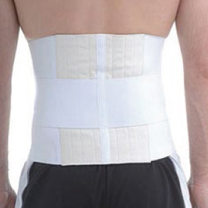 Barrere 355 Lumbar Sacral Belt – Male Straight Fit