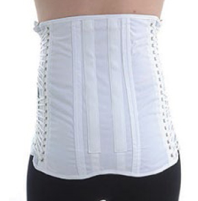 Lumbar Sacral Side-Lacing Corset - Long - Male