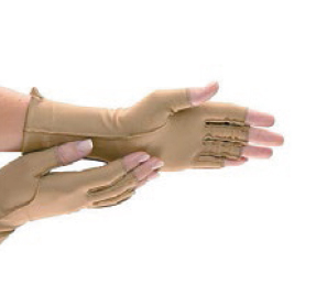 Isotoner therapeutic pressure gloves (pr)