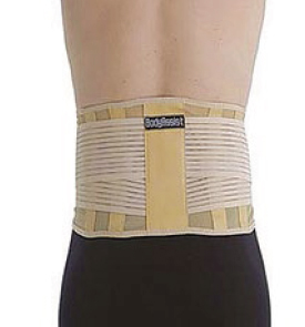 Body Assist 109 Sacro Cinch Beige Only