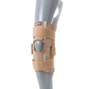 Body Assist 43H hinged knee brace