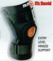 McDavid A426 thermal hinged knee brace COLOUR BEIGE BLACK  ON SALE WHILE STOCK LASTS