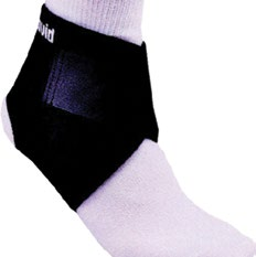 McDavid A430B open thermal ankle support