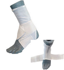 McDavid A433 dual strap ankle support