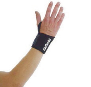 McDavid A451 thermal wrist wrap