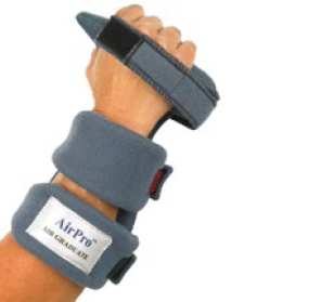 Rolyan AirPro air graduate splint