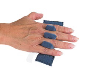 Rolyan Softpro finger separator (accessory to SoftPro splint)