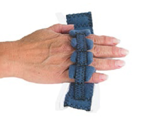 Rolyan Softpro ulnar drift strap (accessory to SoftPro splint)