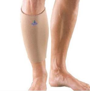 Oppo 1010 slip-on shin support