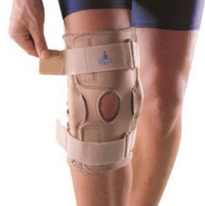 Oppo 1032 knee support post operative