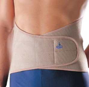 Oppo 1063 Neoprene Back Belt - Thermal