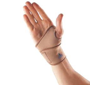 OPPO 1083 wrist wrap w/thumb loop