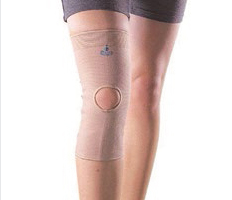 Oppo 2021 open patella knee support