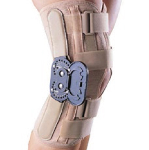 Oppo 2137 knee brace hinged