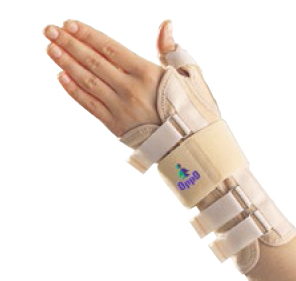 OPPO 3182 wrist support with thumb