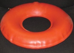 Inflatable Rubber Air Ring Cushion