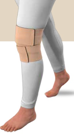Solaris ReadyWrap Knee Short Stretch Compression Garment
