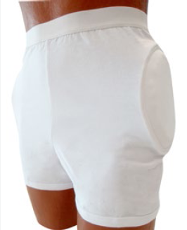 Hornby Comfy Hips Hip Protectors Removable shields - PANTS ONLY - UNISEX
