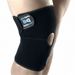 Gloriamed 141 Thigh High (with sewn in Belt Attachment) LEFT or RIGHT SINGLE LEG Medical Compression Stocking 20-30mmHg Open Toe