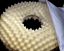 Convoluted Foam Pressure Ring Cushion image