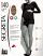 Ibici Segreta 140 MATERNITY Waist High Medical Compresion Pantyhose 18-22 mmHg Closed Toe image