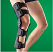 Oppo 4021 Elite Genu Adjustor Hinged ROM Knee Brace image
