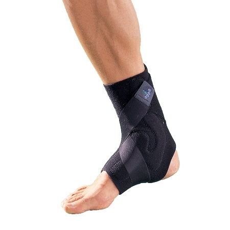 Oppo 1109 Ankle Support W/ Plastic Stay