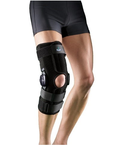 Oppo 1231 Knee Guardian Hinged ROM Knee Brace
