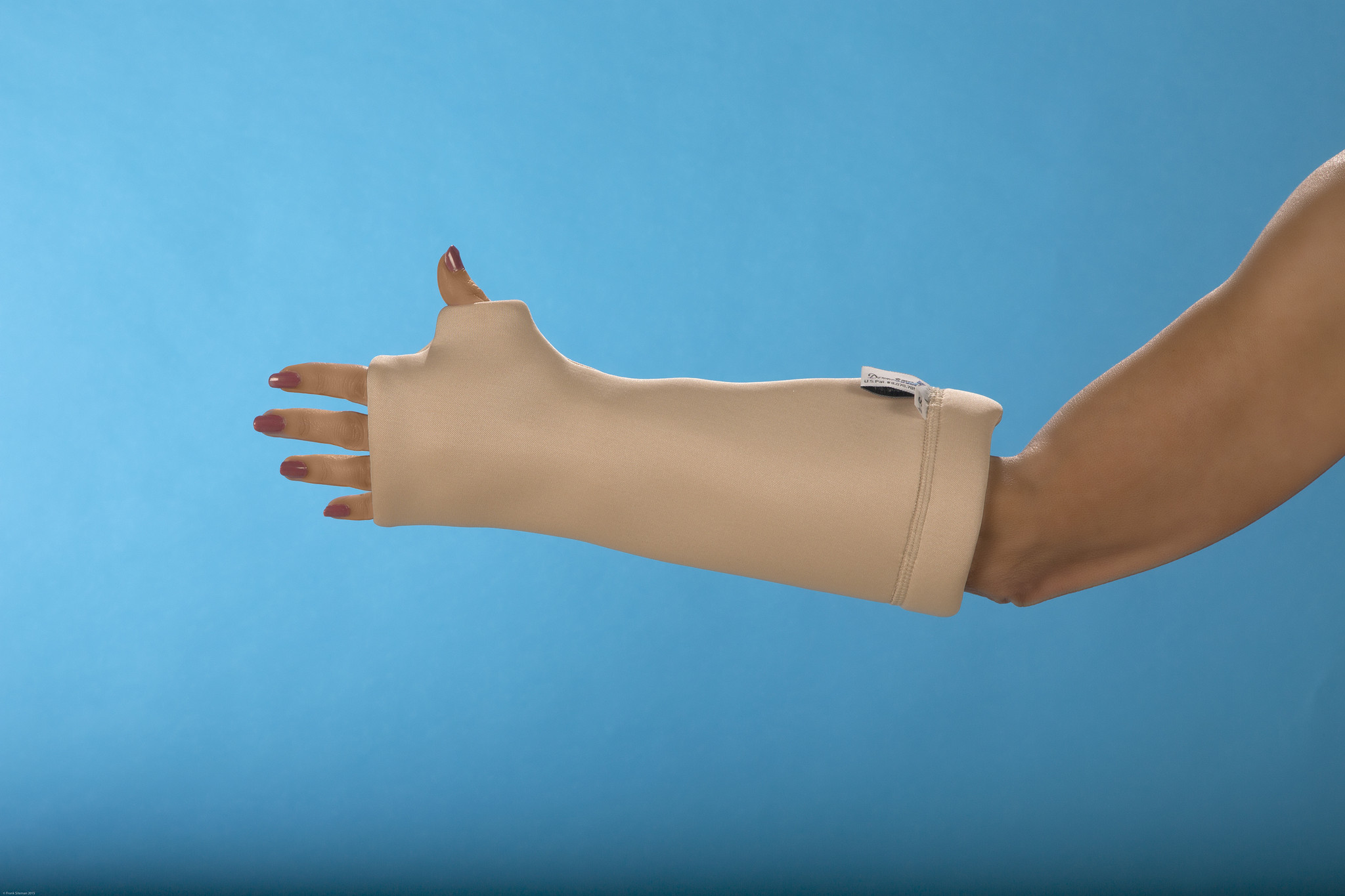DermaSaver Forearm with Knuckle Protector