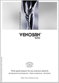 Venosan 5001 Thigh High (with sewn in Belt Attachment) LEFT OR RIGHT SINGLE LEG Medical Compression Stockings 18-22 mmHg Open Toe