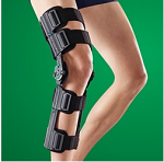 Oppo 4021 Elite Genu Adjustor Hinged ROM Knee Brace