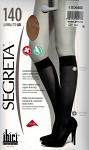 Ibici Segreta 140 Below knee Medical Compression Stockings 18-22 mmHg Closed Toe