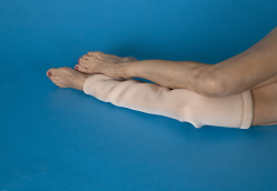 DermaSaver Leg Tube with Double Knee